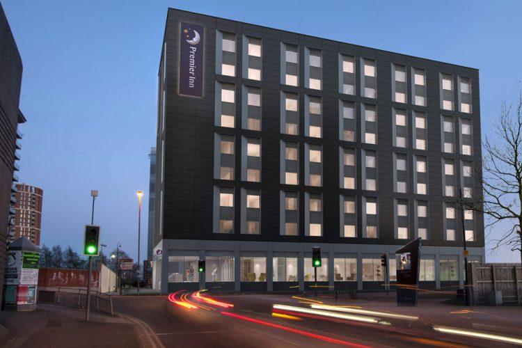 New Premier Inn for Whitehall Riverside