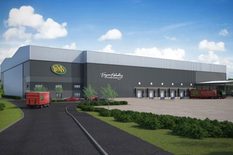 GMI Appointed to Construct Distribution Hub Which will Create 25 New Jobs