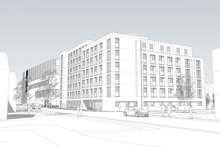 Office block demolition makes way for Leeds city centre scheme