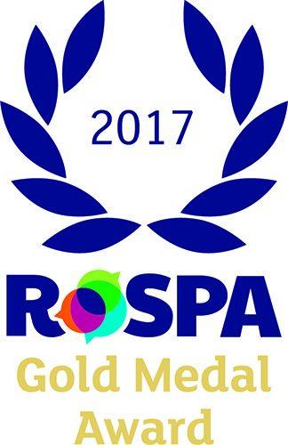 GMI picks up a prestigious RoSPA Award