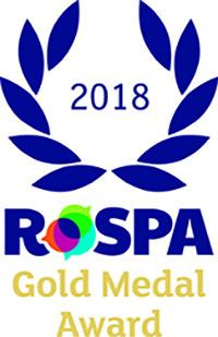 GMI Construction Group PLC achieves eighth consecutive RoSPA Gold Medal Award
