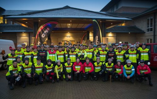 GMI Sponsors the inaugural Northern Power-Leg stage of the Legal & General Real Assets Cycle to MIPIM ride.