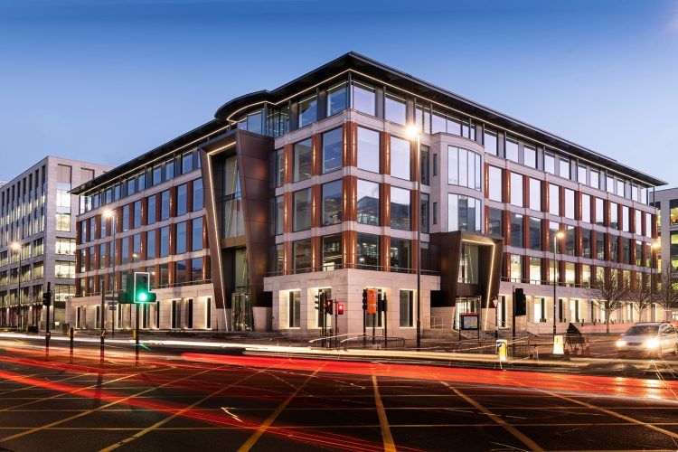 £10m refurbishment of city centre offices completes