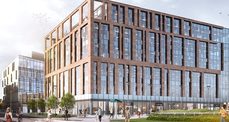 GMI appointed on 2 Stockport Exchange