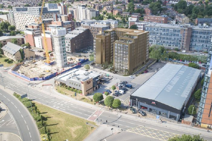 GMI commences work on £30m student accommodation block in Leeds
