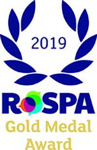 GMI Construction Group PLC handed RoSPA Gold Medal (9 consecutive Golds) Award for health and safety practices