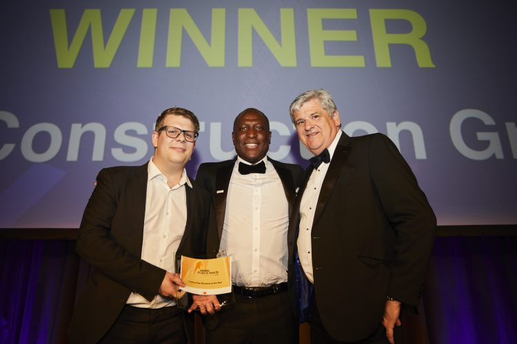 GMI crowned Construction Business of the Year