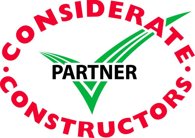 GMI Construction named Considerate Constructors Partner