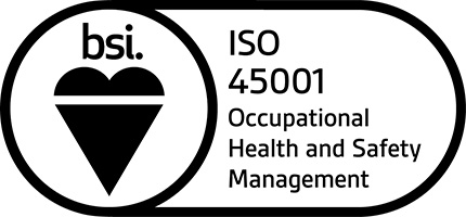 GMI accredited to ISO 45001:2018 standard