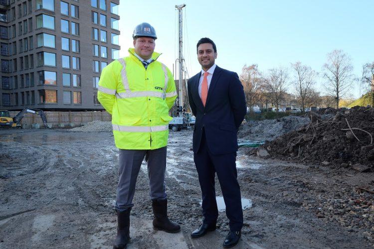 GMI announces contract to build new  £25m Hampton by Hilton hotel in York