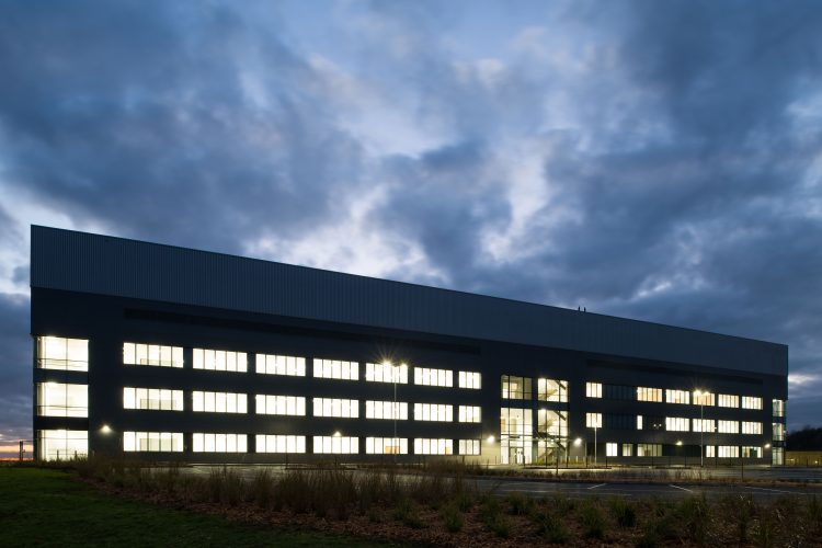 GMI announces completion of new national headquarters for RM Resources at Harrier Park in Hucknall