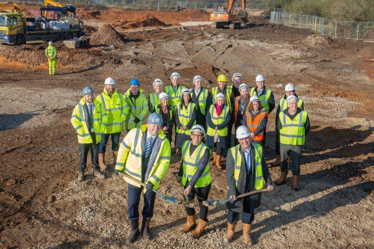 GMI bags first job at Nottinghamshire Harrier Park