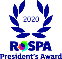 GMI Construction Group PLC receives RoSPA President's (10 consecutive Golds) Award for health and safety achievements