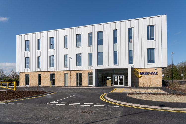 GMI announces completion of new purpose built £18 million manufacturing plant for Aflex Hose