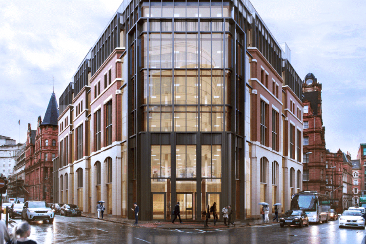 Construction commences on Fiera's landmark office redevelopment project in Leeds Central Business District