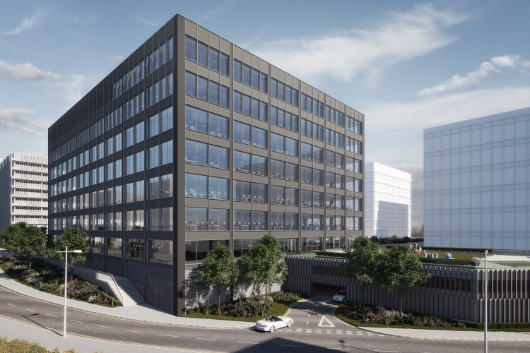 """""""Game-changing"""" deal agreed for Thorpe Park office building"""
