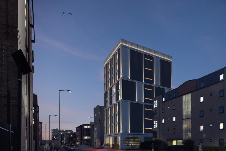Work starts on £5.5m student accommodation scheme