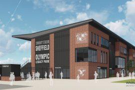 Olympic Legacy Park, Sheffield