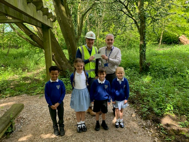 GMI Construction and St Modwen support Key Local Learning Initiative in Kirkby
