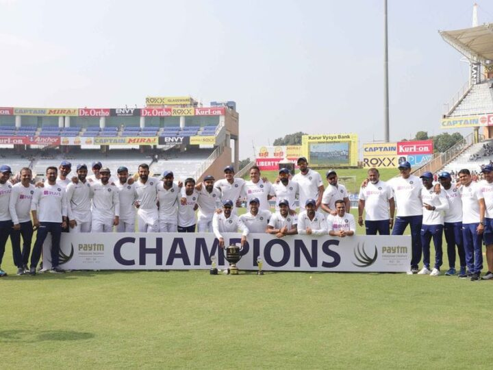Interesting Cricket Photographs: IndvsSA