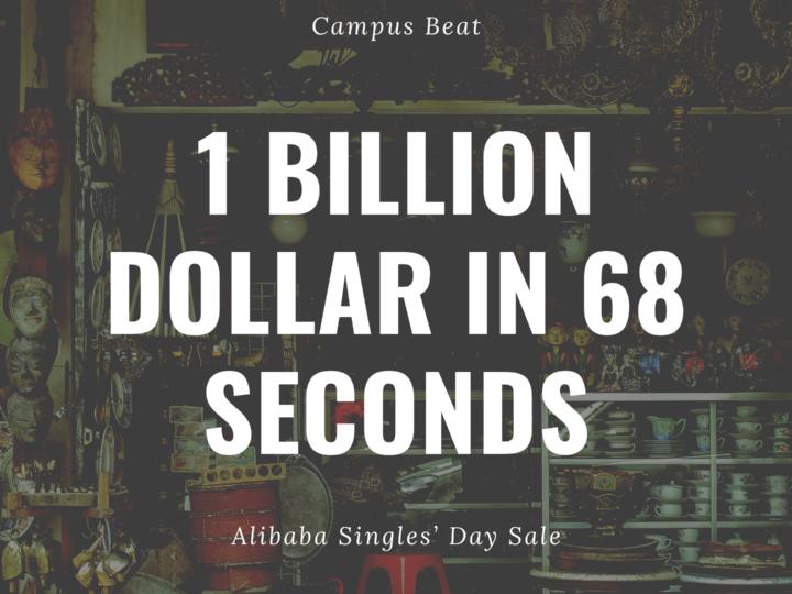 Alibaba's Singles' Day