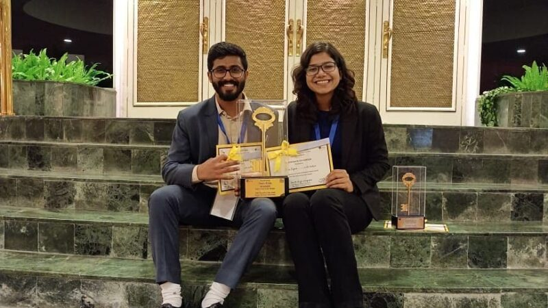 IIM Lucknow wins the State of the Union Debate