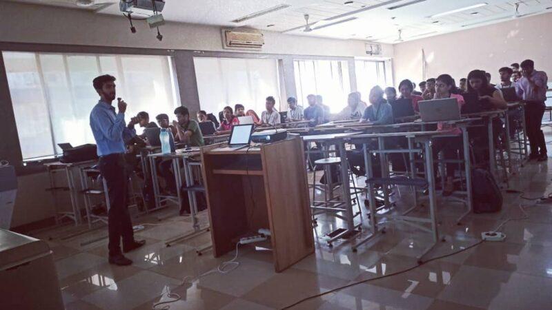 Python Workshop at DJSCE