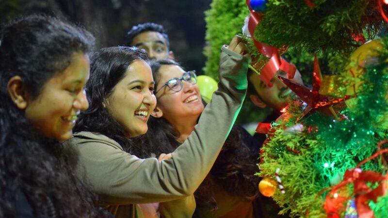 [Photos] Christmas Celebration at IIM Bangalore