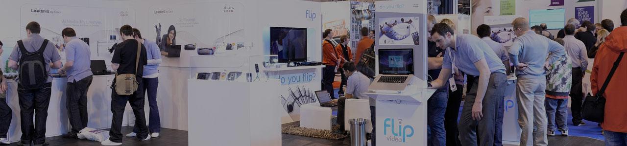 Cisco at Gadget show