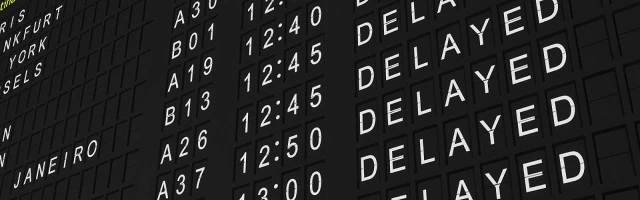 Flight cancellations create demand for promotional staff in London