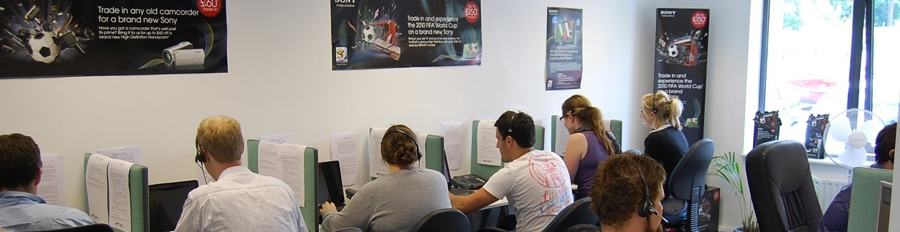Activ8 delivers Sony call centre