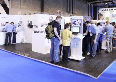 Exhibition Staff