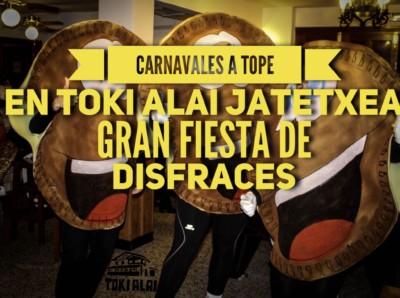 carnavales en toki alai