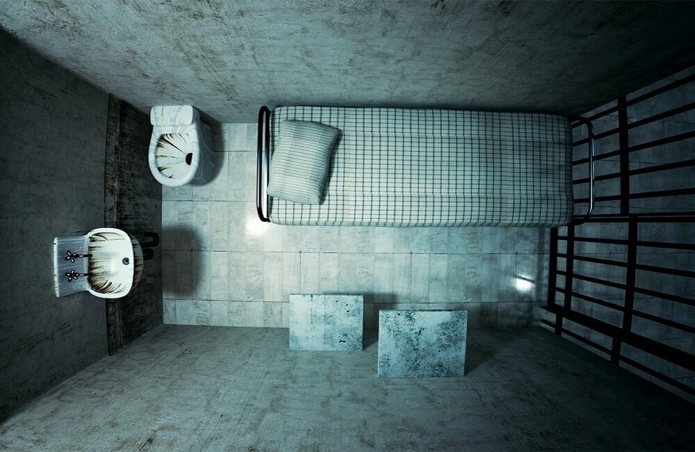Mental illness in prison