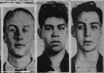 William Daly, Frank Crone & Ernest Pla