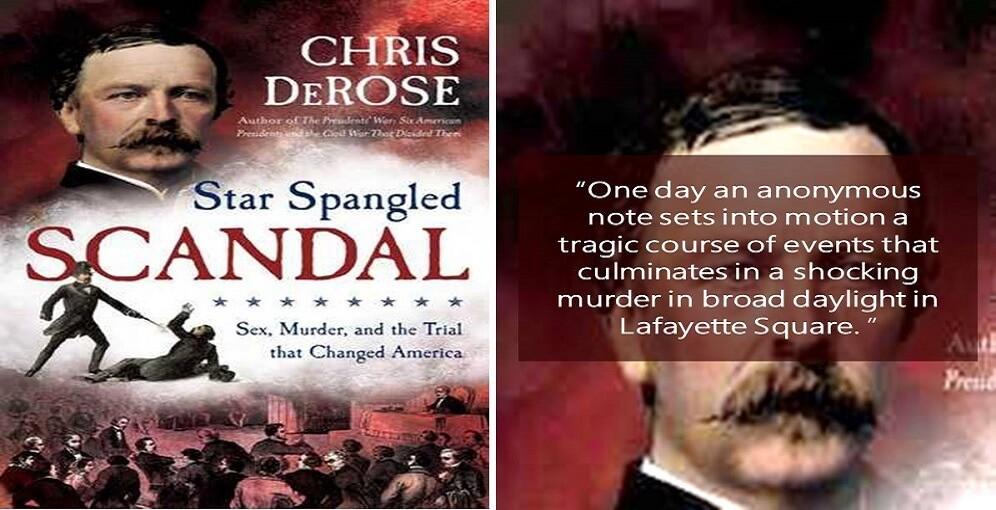 Star Spangled Scandal book cover