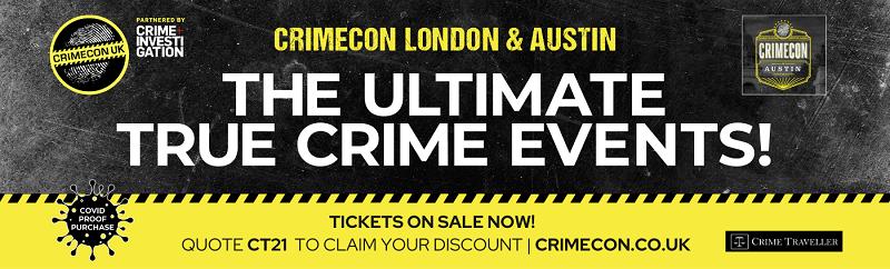CrimeCon - Crime Traveller banner