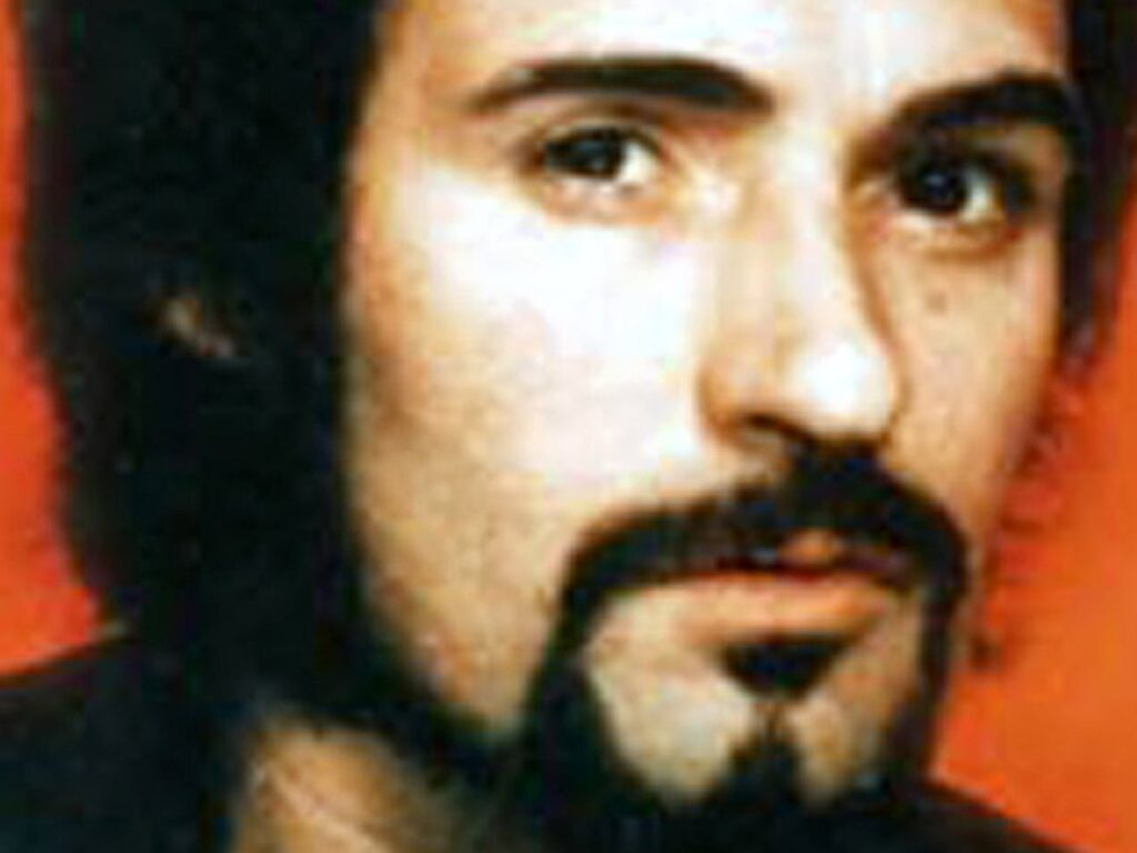 Peter Sutcliffe aka The Yorkshire Rippper