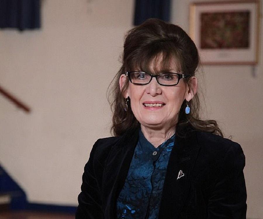 Former Head of Medical Services at Broadmoor, Professor Pamela Taylor