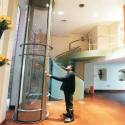 Electric Ultra Home Style Elevators