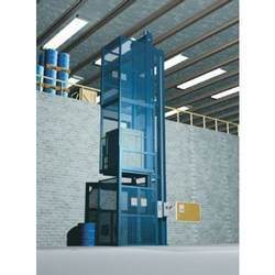 Hydraulic Industrial Elevators