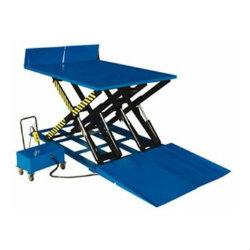 Hydraulic Scissor Low Height Loading Lift Table