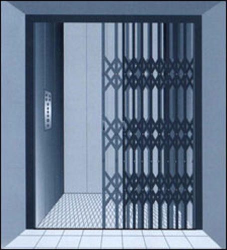 Elevator Collapsible Gate
