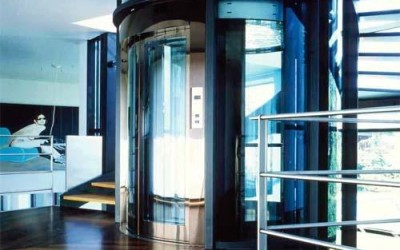Panoramic Elevator Cabins