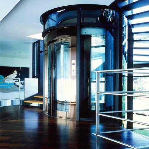 Panoramic Elevator Cabins