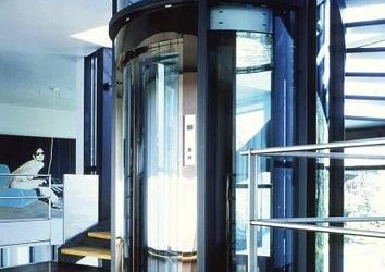 Passenger Glass Elevators