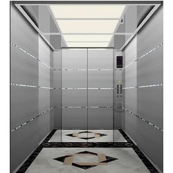 Stainless Steel Elevator Cabins