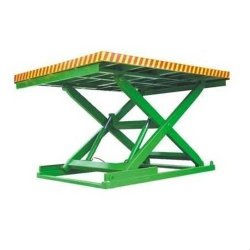 PIT Mounted Hydraulic Lifting Table