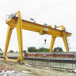Gantry Cranes | Double Girder Cranes Manufacturer