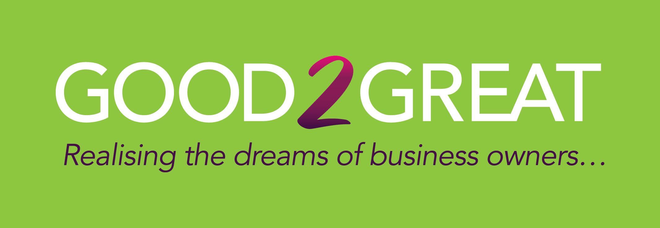 Good2great logo